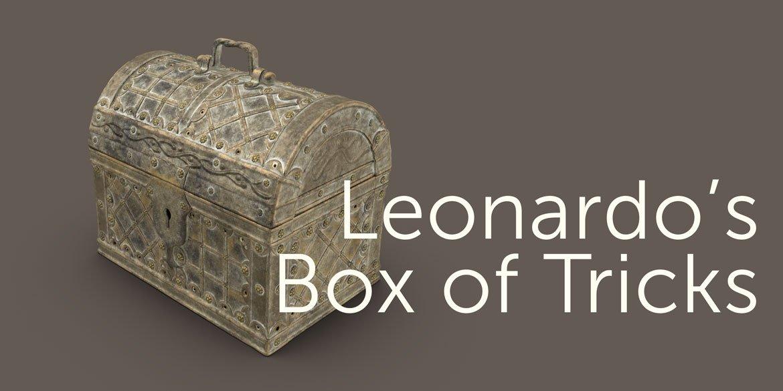 Leonardo's Box of Tricks