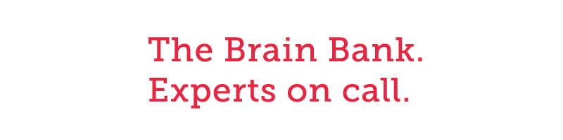 The Brain Bank experts on call